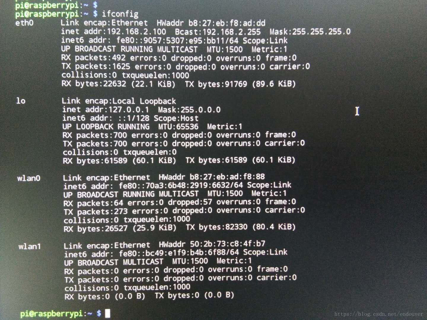 Raspberry Pi 3 reduces the kernel version and installs the