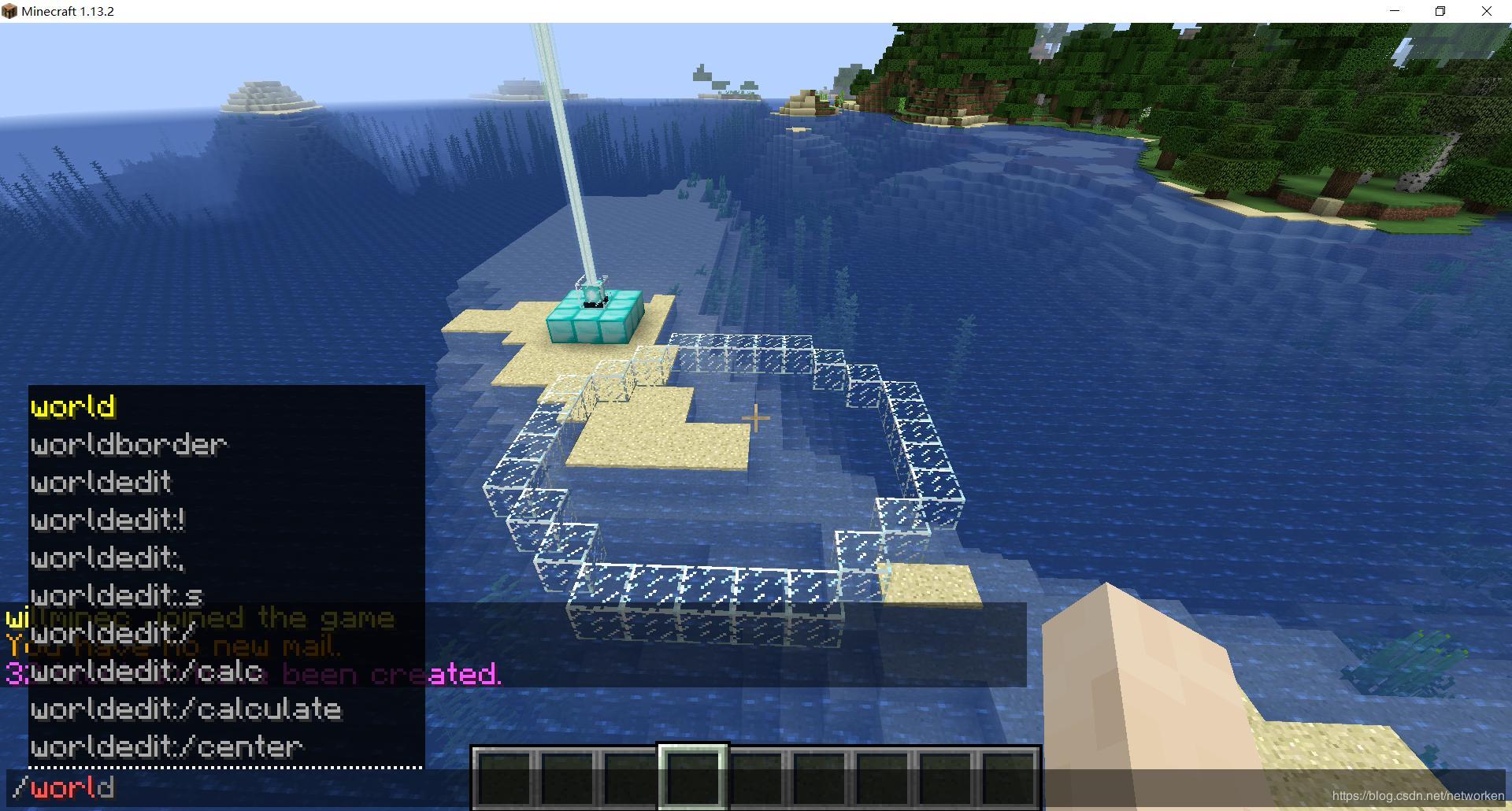 Docker builds Minecraft server - Programmer Sought