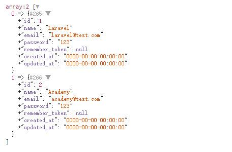 Laravel Database Instance Tutorial - Using the Query Builder