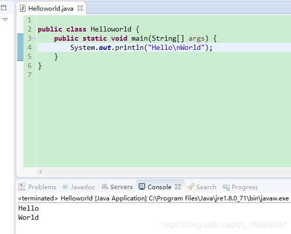 Java basic tutorial (three) write code familiar with the