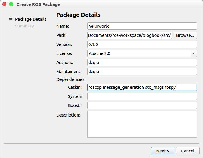 Publish and subscribe to ROS nodes on QT - Programmer Sought