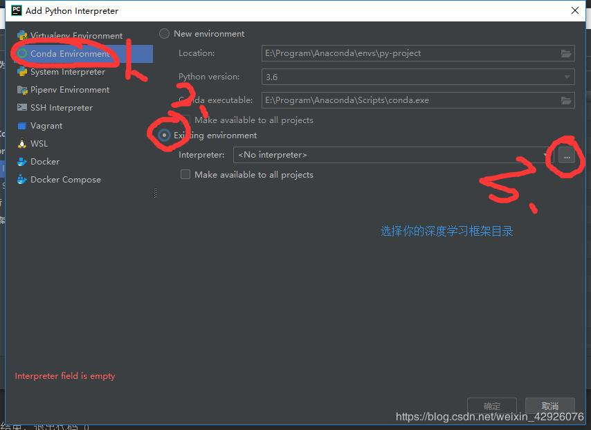 Windous10 + Anaconda + deep learning framework (TensorFlow cpu / gpu