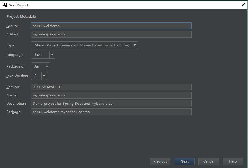 Springboot+mybatis+mybaits plus integration and basic