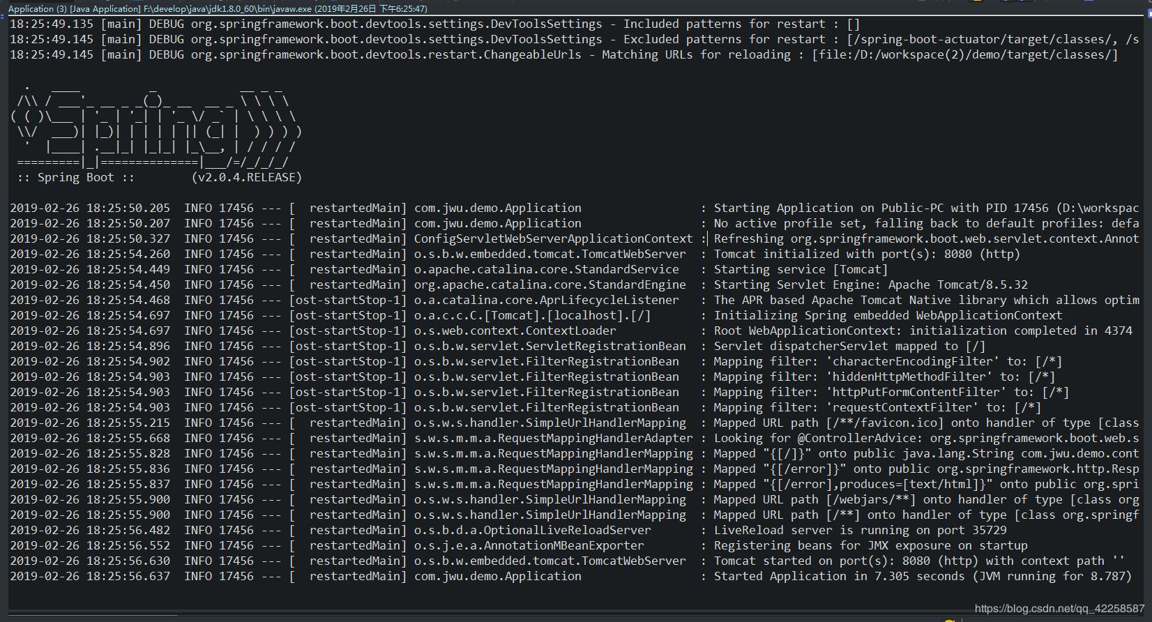 SpringBoot integration mybatis+PegeHelper paging plugin +redis+kafka