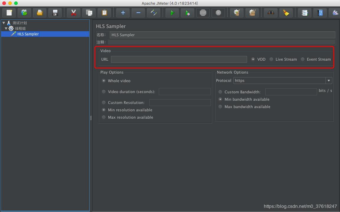 JMeter's new HLS plugin - Programmer Sought
