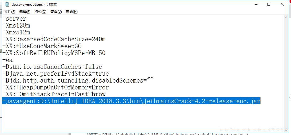 IntelliJ IDEA 2018 3 3 crack method - Programmer Sought