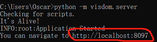 Visualize the use of visdom in PyTorch - Programmer Sought