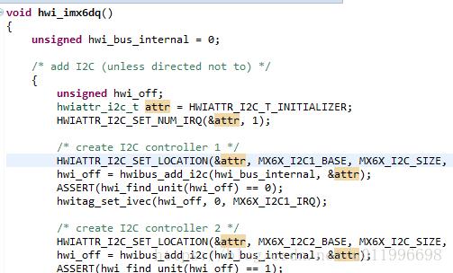 QNX----I2C driver framework - Programmer Sought