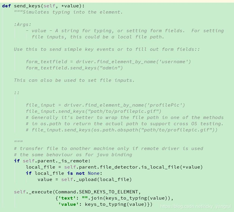 Python+Selenium automated testing 3  Introduction to the