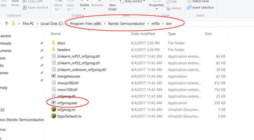 Nordic nRF52/nRF51 development process description - Programmer Sought