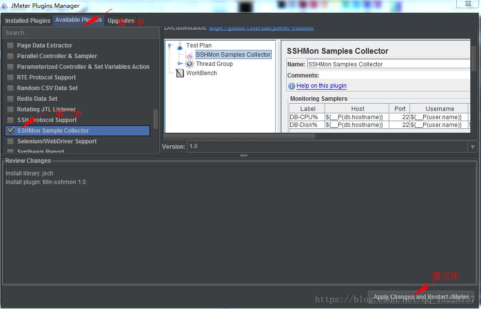 Jmeter 4 0 Extended Monitoring Server Performance Plugin
