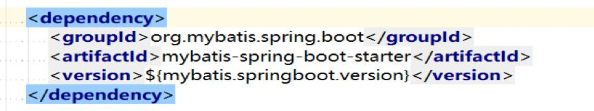 Programmer's notes - common annotations for springboot